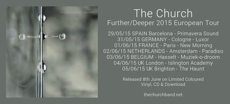 Church Euro Tour 2015